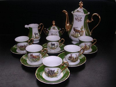 Coffee set Mary Anne 763 15 pcs.