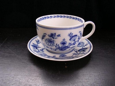 Jumbo Cup with saucer 0.50 L. The 55