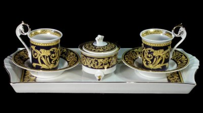Friendly Suite 592 Meissen   7 piece. 0.15 l