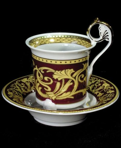 Meissen cup and saucer 503 0.20 l.