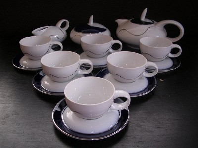 TEA SET TEREZA 1037 15pcs.