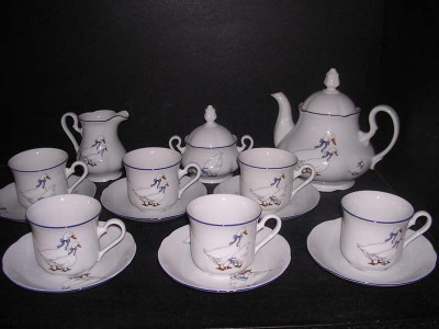 Mary Anne Tea Set 807 15pcs.