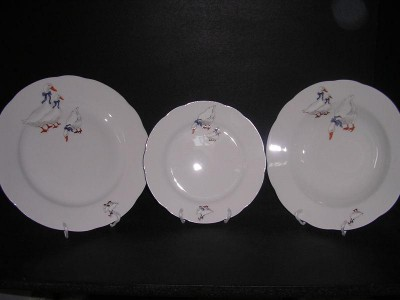 Tableware Mary Anne 807 18pcs.