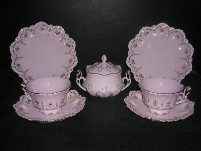 Friendly Tea Set 247 Lenka 7pcs.