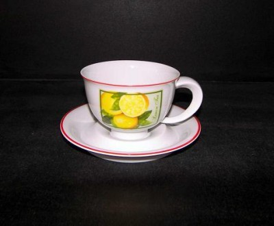 Cup with saucer 0.35 L. Celt 132E