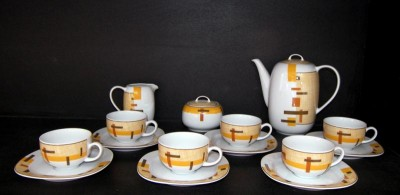 COFFEE SET LEON 29803 15pcs.