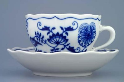 Cup and saucer B + B 0.2 l./14cm