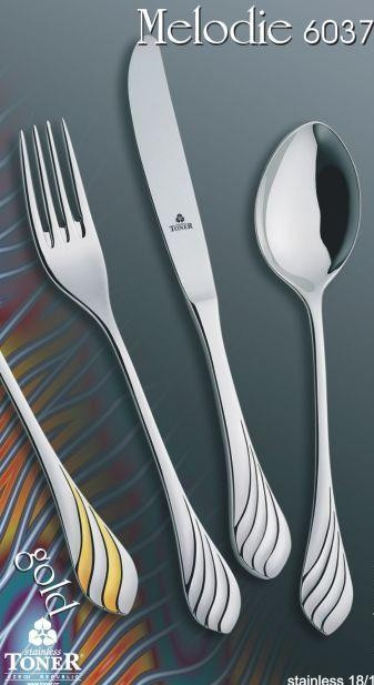 CUTLERY MELODIE 6037 24pcs.