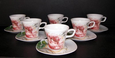 CUP AND A SAUCER GAMA 038 0,16l. 6*1