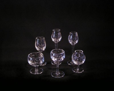 MINI GIANT GOBLETS 10003/00000/065 6pcs.