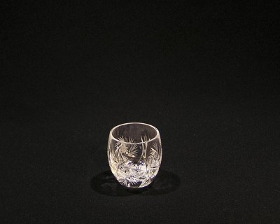 Crystal liqueur glasses Pinwheel 20320/26008/080 80 ml. 6pcs.