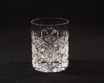 Crystal whiskey glasses 20260/41448/320 320 ml. 6pcs.