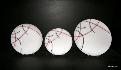 PLATE SET TOM 5500 18pcs.