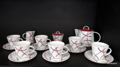 TEA SET TOM 30055 15pcs.