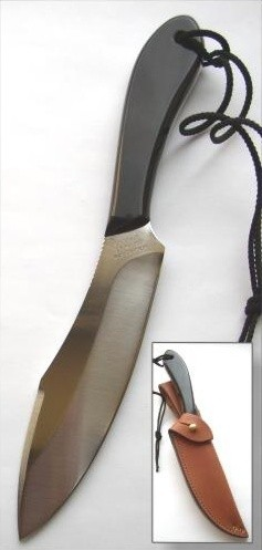 Hard W4C SURVIVAL knife